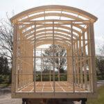 Shepherd Hut Frame - Self Build Shepherd Huts