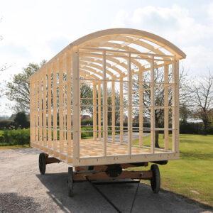 Harrogate Huts - Shepher Hut Frame Kit
