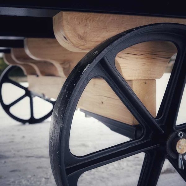 Chassis & Wheels