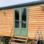Shepherd Hut Doors