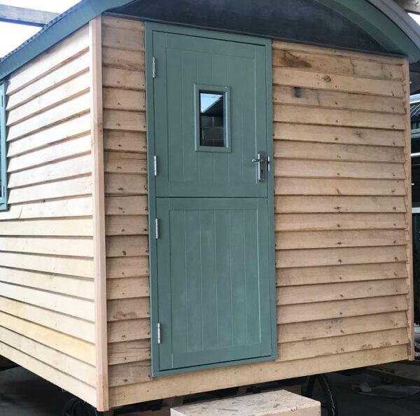 Shepher Hut Stable Door