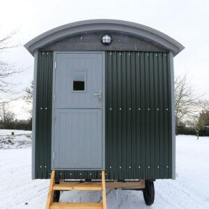 Shepherd Hut - Stable Door