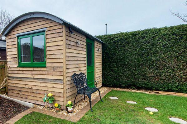 Self-Build Garden Office