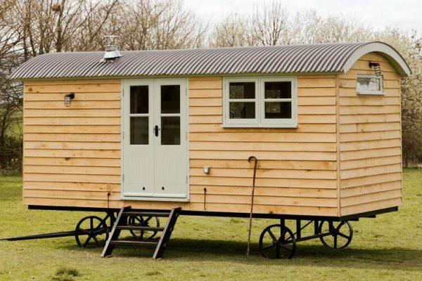 Oliver's Huts - Shepherd Huts